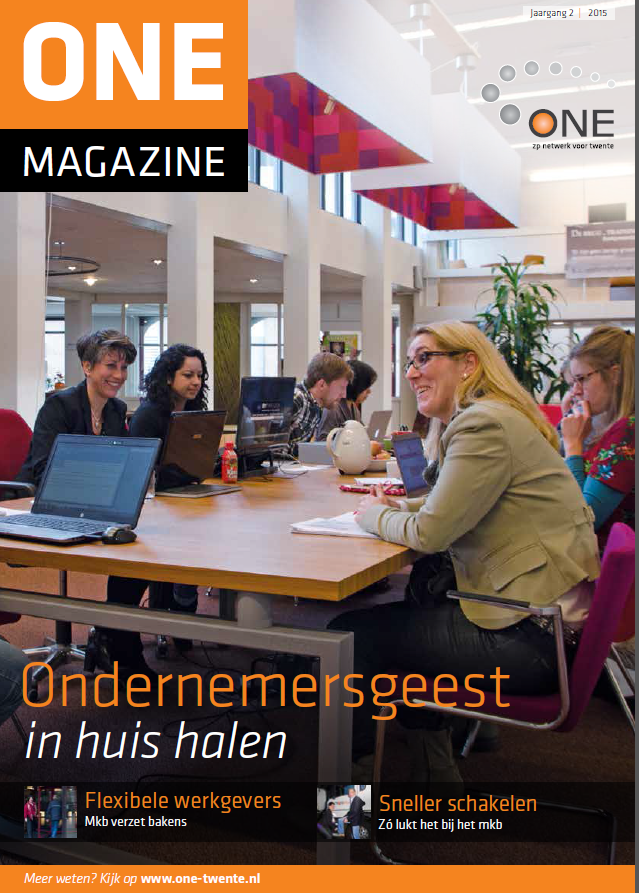 Magazine ONE Twente