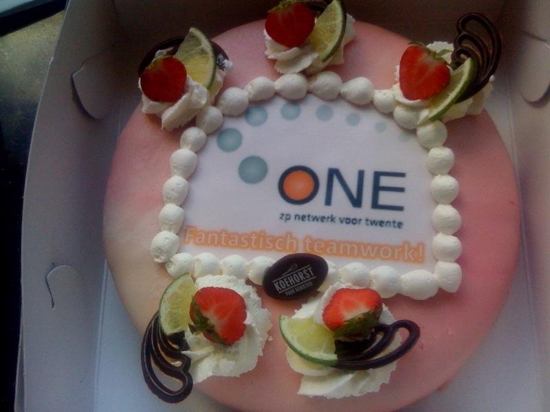 ONE Taart
