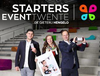 Nieuw Startersevent voor Twente