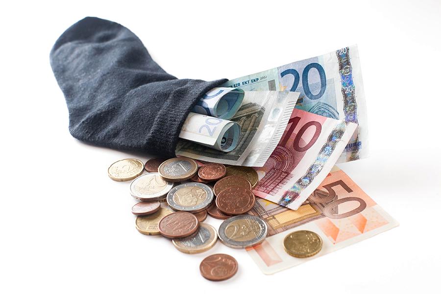 Geld euros Andrea Loot Dreamlogic